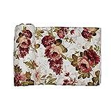 Frabjous Floral Print Double Bed Reversi...