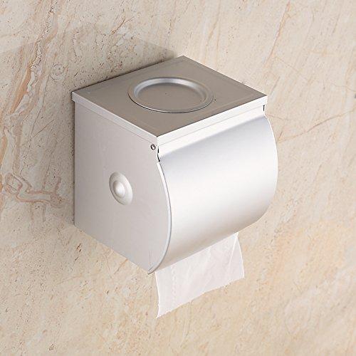 Lina @ Spazio stile europeo in alluminio impermeabile scomparto posacenere bagno Volume