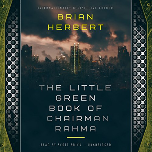 The Little Green Book of Chairman Rahma  Audiolibri