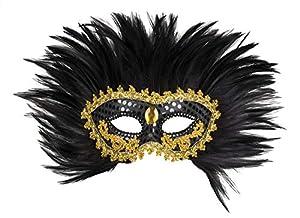 Boland máscara, Color Negro, bol00262