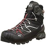 Millet Trident, Chaussures de Randonnée Hautes Hommes, Noir (Black/Noir), 44 EU