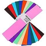 SOIMISS 10 Stks Tissuepapier Cadeaupapier Crêpepapier Zijdepapier Art Regenboog Wikkelen Verpakking Voor Cadeauzakjes Diy Am