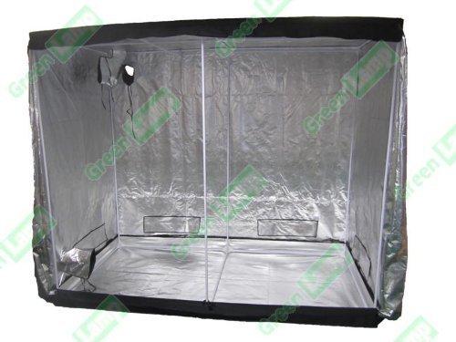 Green Lamp Premium 90 x 60 x 60 cm, 600D, intérieur en Mylar Budtent Tente à Propagation Grow Chambre noire