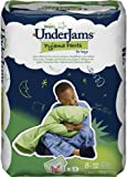 Pampers Underjams Pyjama Pants Boy, Size 8 (Total 36 Pants)