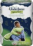 Pampers, Pannolini UnderJams per bambini, 8-12 anni, L/XL (27+ kg), 4 confezioni da 9 pz.