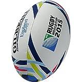 Coupe du Monde RWC 2015 - Ballon de Rugby Réplique - taille 5...