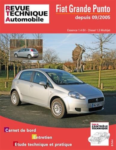 Fiat Grande Punto 1.4 8V + 1.3 JTD 75/90