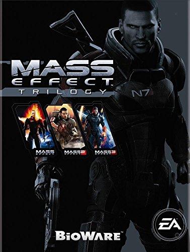 Electronic Arts Mass Effect Trilogy, PC
