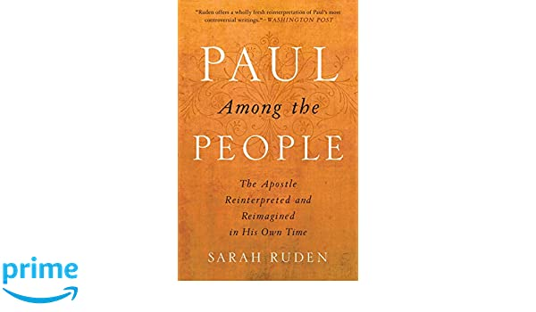Amazon fr - Paul Among the People: The Apostle Reinterpreted