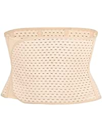 Republe Delgada posparto verano del abdomen de la correa de la correa Bellyband tonificación apoyo para