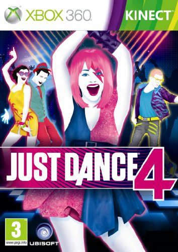 Just Dance 4 KINECT [UK Import] In Deutsch spielbar (Just Dance 4 Xbox 360)