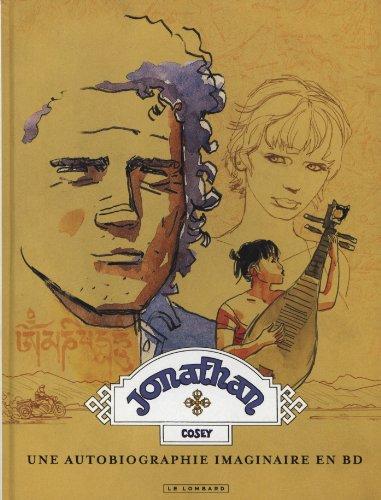 Jonathan (Intégrale) - tome 0 - Jonathan, Une autobiographie imaginaire en BD