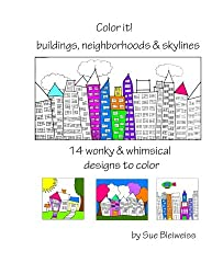 Color It! buildings, neighborhoods & skylines