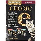 Encore Natural Cat Food Mixed Selection, 6 x 70g