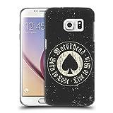 Head Case Designs Offizielle Motorhead Ace of Spades 2 Logo Ruckseite Hülle für Samsung Galaxy S7