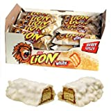 Limited Edition LION WHITE CHOCOLATE Bar by Nestle - Full...