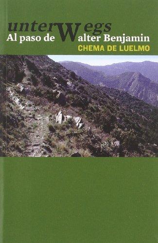 Unterwegs Al Paso De Walter Benja (Larva Menor) por Chema de Luelmo
