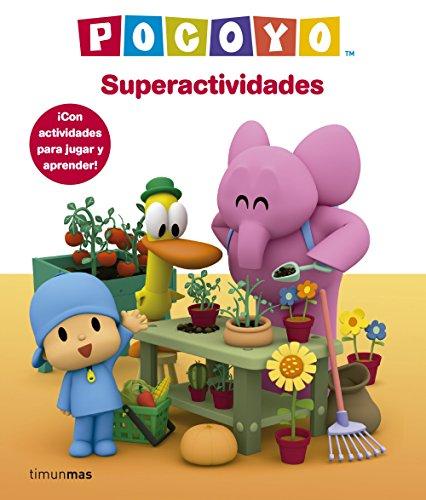 Pocoyo Superactividades (Cuentos y actividades)