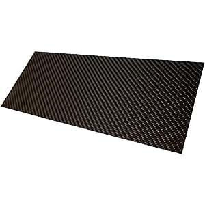 Plaque carbone Carbotec 350 x 150 x 3 mm