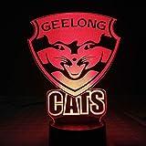 AFL Geelong Cats VFL LED équipement cadeau cadeau vente directe fournisseur personnalisé VIP LINK Dropship Kit...