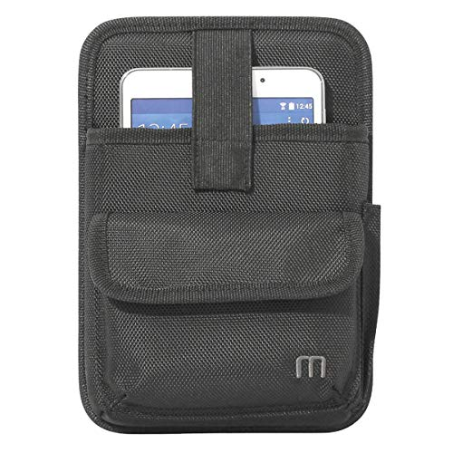 Mobile Holster (mobilis 031006 Tablet schwarz schwarz 25 cm)