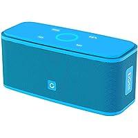 DOSS SoundBox Altavoz Bluetooth Portátil,con Tacto Sensible, Potente Subgrave 12W,Doble Controlador Integrado,12 Horas de Reproducción y Manos Libres para iPhone, HuaWei, XiaoMi