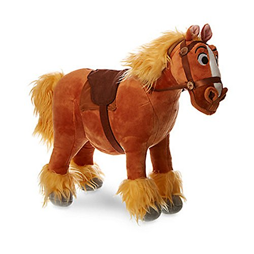 official-disney-beauty-the-beast-30cm-philippe-the-horse-soft-plush-toy