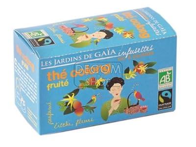 Infusettes de Thé Oolong fruité - boîte 30g