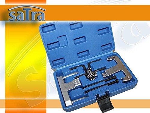 Satra S-BMBC Motor Einstellwerkzeug geeignet für Mercedes SLK C und E Klasse Chrysler Steuerkette wechseln
