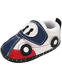 4333f4076cc36 YanHoo Zapatos para niños Zapatos Antideslizantes para bebés Zapatos para  niños pequeños Zapatos con Hebilla Bebé