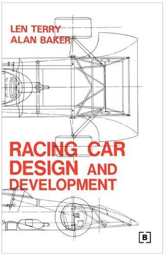 Racing Car Design and Development by Len Terry Alan Baker(1973-04-01)