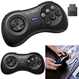 Thboxes for Sega Genesis MD Playstation NS 8Bitdo M30 Gamepad 2.4G Controller + Receiver