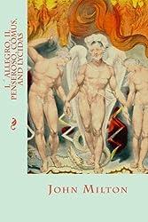 L' Allegro, Il Penseroso, Comus, and Lycidas by John Milton (2015-12-02)