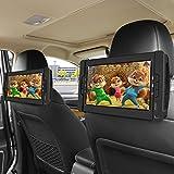 Pumpkin supporto per doppio lettore dvd portatile auto poggiatesta da 10,1pollici
