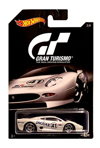 Hot Wheels - Gran Turismo - Jaguar XJ220 by Hot Wheels