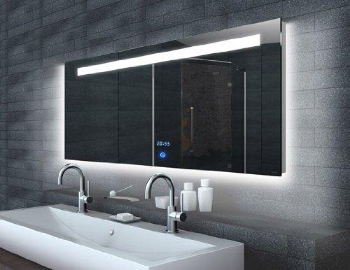 Spiegel mit Bluetooth, Multimedia Badspiegel mit Bluetooth