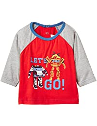 Pumpkin Patch Baby-Boys Ready to Play Top T-Shirt