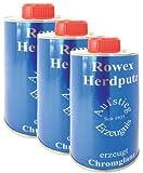 Rowex - Herdputz 1125 ml (3 x 375 ml Flasche)