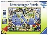 Ravensburger 10540 - Tierisch um die Welt