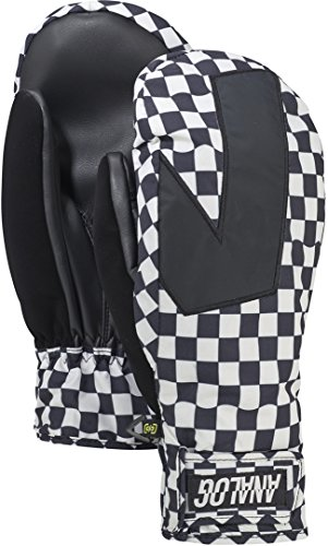 Burton Ag Gentry Mtt -Winter 2018-(17278101002) - Stout White Spd Chk - M