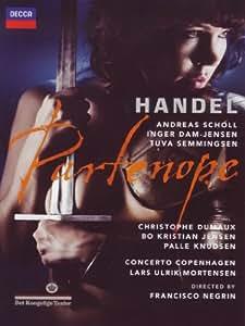 Händel, Georg Friedrich - Partenope [2 DVDs]