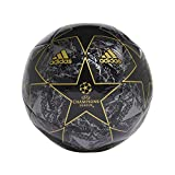 adidas Fussball UCL Finale 2019 Capitano Black/Utility Black/Iron met./Gold met. 3