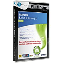 Paragon Backup & Recovery 12 - Avanquest Platinum Edition