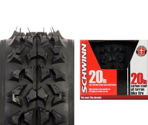 Schwinn Big Knobby Bike Tire (schwarz, 20x 1,95Zoll (5cm)) - Bike Tire Big