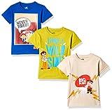 #8: Chhota Bheem Boys' T-Shirt (Pack of 3)