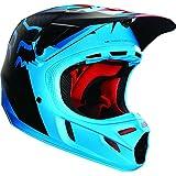 FOX V4 Libra Motocrosshelm 2016, Farbe blau, Größe XXL(63-65)