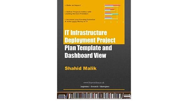 infrastructure deployment plan template