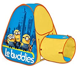 Playhut Minions Hide About Playhouse
