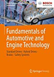 Fundamentals of Automotive and Engine Technology (Bosch Professional Automotive Information)