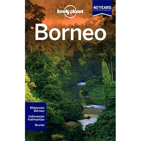 Lonely Planet Borneo (Travel Guide) by Lonely Planet (14-Jun-2013) Paperback